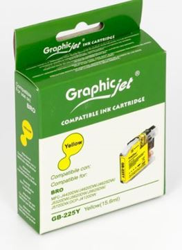 Picture of Cartuccia Ink-Jet Compatibile Brother LC-225XLY
