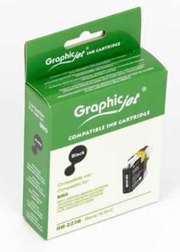 Picture of Cartuccia Ink-Jet Compatibile Brother LC-223BK